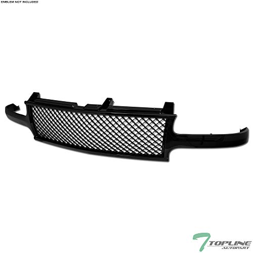 03 chevy grill guard - 3