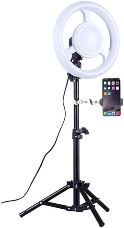 nmm Cell Phone Lights Ring Selling Light Stand with Hol and Tripod Rare