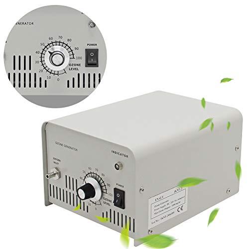 CGOLDENWALL Generador de Ozono 1000mg/h Purificador de Agua Ozono para...