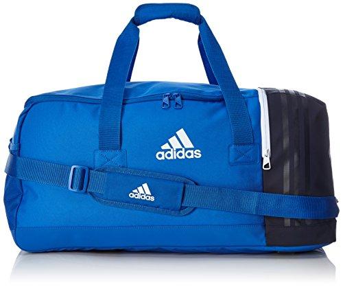 adidas Tiro Tb Bolsa de Deporte, Unisex Adulto, Multicolor (Azul / Conavy / Blanco), M