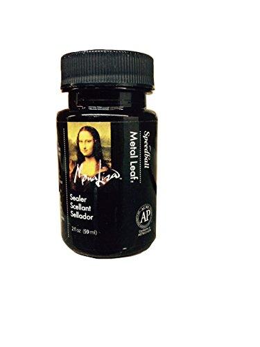 Speedball Mona Lisa Metal Leaf Sealer, 2 oz