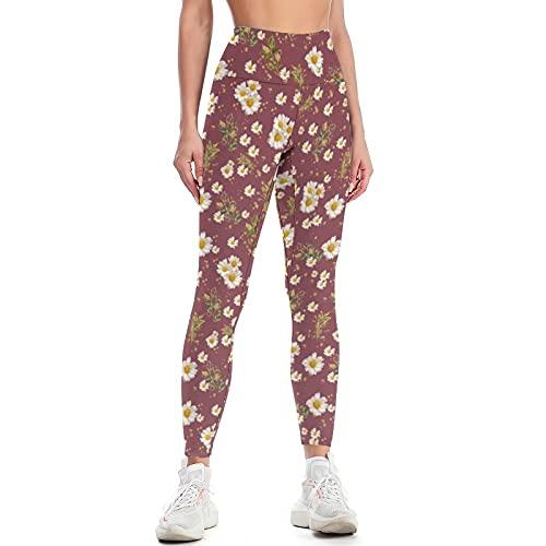 QTJY Pantalones de Yoga con Levantamiento de Cadera de Cintura Alta para Mujer, Pantalones de Ejercicio Push-up para Gimnasio, Mallas elásticas para Celulitis, Pantalones para Correr J L