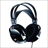 Pioneer SE-M531 Negro Circumaural Diadema auricular - Auriculares (Circumaural, Diadema, Alámbrico, 7 - 40000 Hz, 3,5 m, Negro)