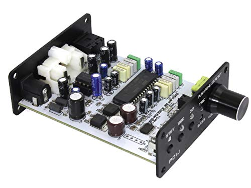『NFJオリジナル DSP搭載デジタルコントロールラインアンプ P01J プリアンプ』のトップ画像