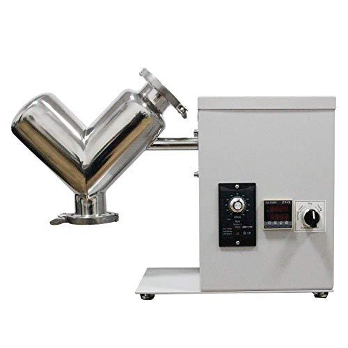 2L V Type Dry Powder Mixer, Lab Powder Mixing Mchine, 304 Stainless Steel