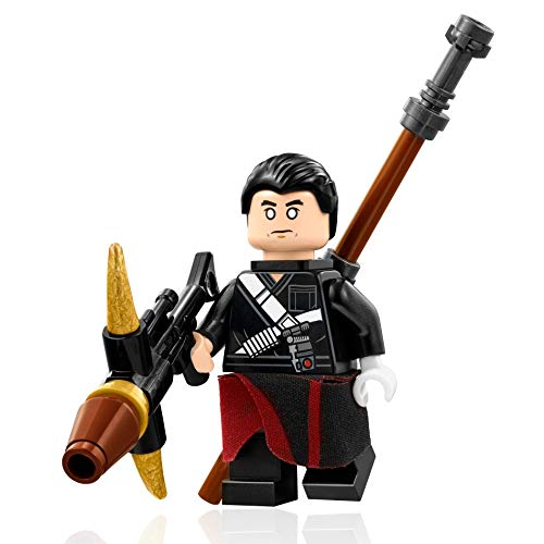 LEGO Star Wars: Rogue One - Chirrut Îmwe Warrior Monk Minifigure 2016