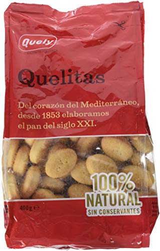 Quely Quelitas 400 g Pack de 7