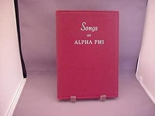 Best alpha phi songs Reviews