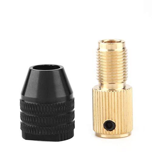 Mini accessori per trapani elettrici autocentranti Chuck 0,3-3,4 mm Capacità di serraggio(5MM)