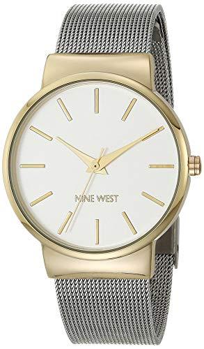 Nine West Dress Watch (Model: NW/2477SVTT)