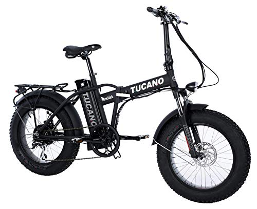 Tucano Bikes Monster 20 Limited Edition. Bicicleta Eléctric