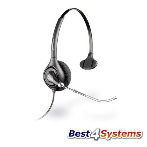 Plantronics auriculares SupraPlus Digital sé³lo-Plata (Certificado Reformado)