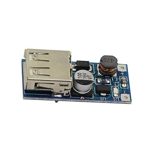Magic&shell 1 x PFM Control DC-DC USB 0,9 V-5 V auf 5 V DC Boost Step-Up Netzteil Modul