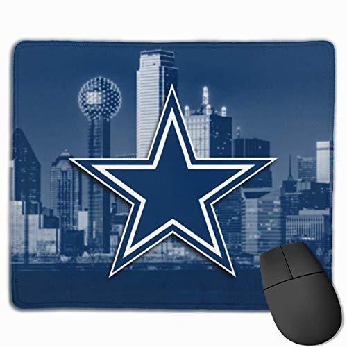 Dallas Cowboys gewidmet für Spiele, Desktop-Computer, Laptops, rechteckige rutschfeste Gummi elektronische Sport übergroße Mauspad-Spiele!