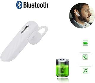 auriculares por Bluetooth auriculares manos libres con micrófono para música videojuegos y conducción manos libres para movil