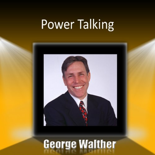 Power Talking audiobook cover art