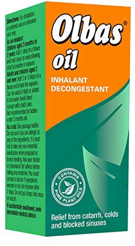 Olbas Inhalant Decongestant Oil, 30ml