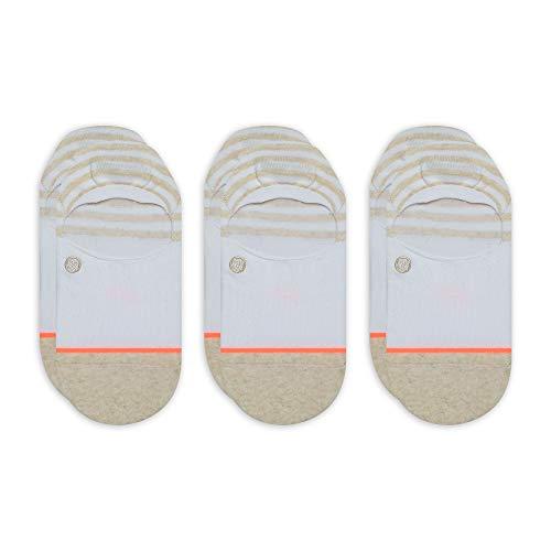 Stance Damen Socken sensible 3 Pack Socken, White, S, W145A19SEN