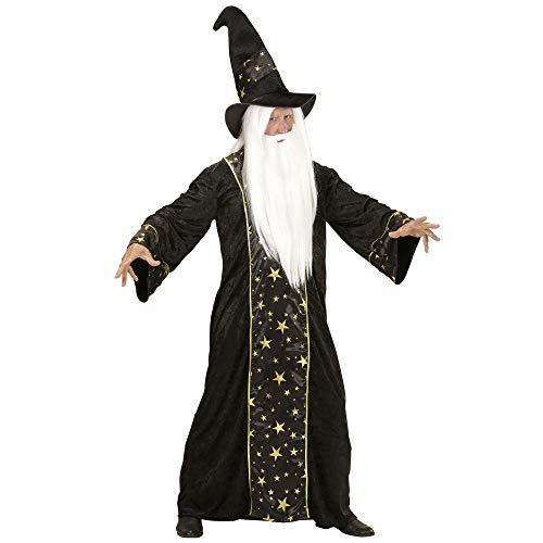Disfraz de mago Fantasy para hombre.