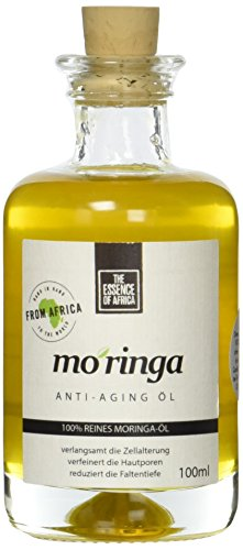 The Essence of Africa Moringa Hautöl, 1er Pack (1 x 100 ml)