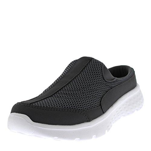 Easy Ponarse Sport Sneakers voor dames, schokabsorberend, plat voor het lopen van trainers.
