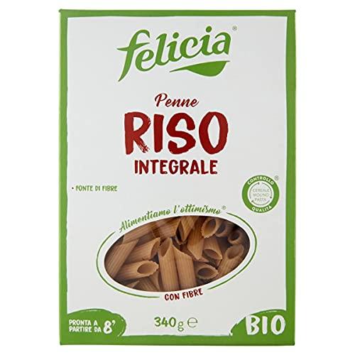 Felicia Penne di Riso Integrale, 340g