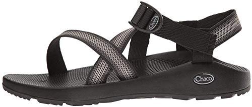 Chaco Men's Z1 Classic Sandal, Split Gray, 10 Wide