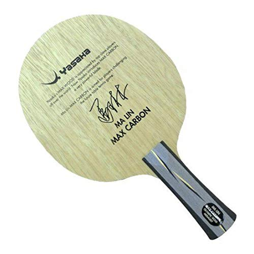 Affordable Yasaka Ma Lin Max Carbon Table Tennis Blade (FL)