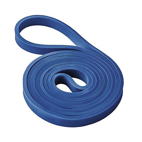 サクライ貿易 エルガム(erugam) 筋肉質バンド(スタンダード) 円周約208cm 54154 ブルー