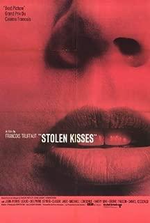 Stolen Kisses POSTER Movie (27 x 40 Inches - 69cm x 102cm) (1969)