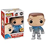 Funko Pop Television : Big Bang Theory - Sheldow Cooper (SDCC Exclusive) 3.75inch Vinyl Gift for TV ...