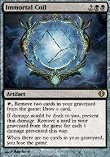 Magic The Gathering Immortal Coil