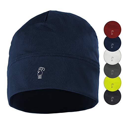 ALPIDEX Running Mütze Sportmütze Laufmütze Damen Herren Funktionsmütze One Size, Farbe:Dark Blue