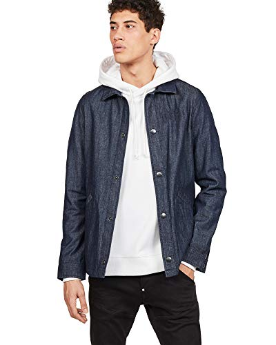 G-STAR RAW Herren Setscale Coach Overshirt