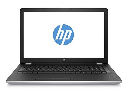 HP 15-bs110ng Nero, Argento Computer portatile 39,6 cm (15.6') 1920 x 1080 Pixel 1,60 GHz Intel Core i5 di ottava generazione i5-8250U