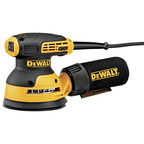 DEWALT Random Orbit Sander, Variable Speed, 5-Inch (DWE6423)
