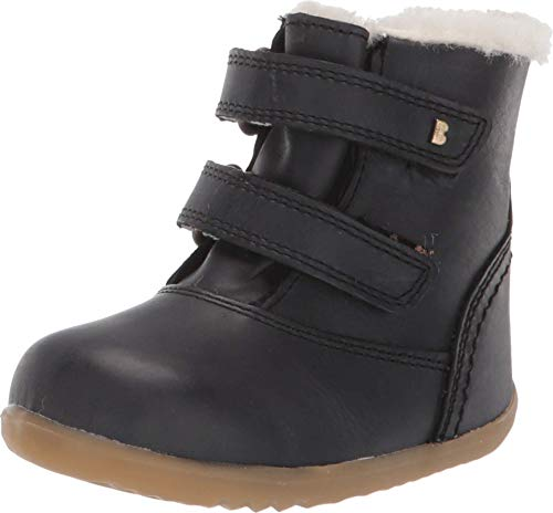 Bobux Aspen, Desert Boots Mixte Enfant, Noir (Black Ash Black Ash), 19 EU