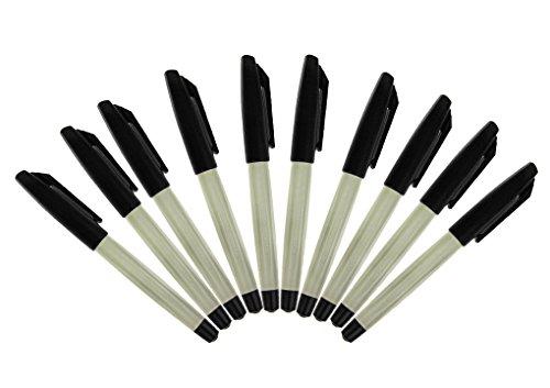 Afinder Gelstifte Gelschreiber 10 Stück Kugelschreiber Stifte Set Strichstärke 1.0 mm für Büro und Studie