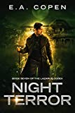 Night Terror: An Urban Fantasy Novel (The Lazarus Codex Book 7)