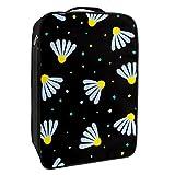 nakw88 Sac à chaussures de badminton avec motif mignon, peut contenir 1 à 2 paires de chaussures pour les voyages et un usage...