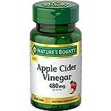 Nature's Bounty Cider Vinegar Tablets, 200 Count (Pack of 2)
