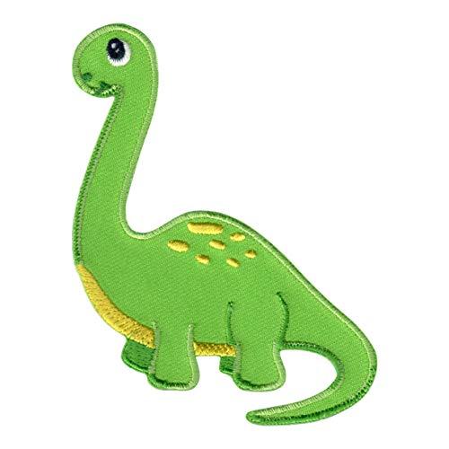 PatchMommy Dinosaurio Parche Termoadhesivo Parche Bordado - Apliques para Niños