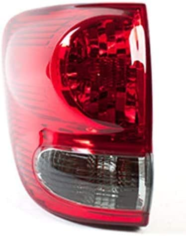 FITS FOR 激安☆超特価 TOYOTA SEQUOIA 2005 2006 LEFT セール特価 SI TAIL LIGHT 2007 DRIVER