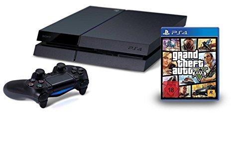 Sony PlayStation 4 + Grand Theft Auto V - juegos de PC...