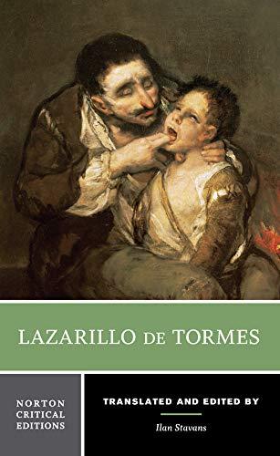 Lazarillo de Tormes: 0 (Norton Critical Editions)