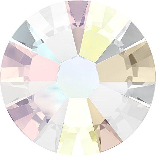 Swarovski® Kristalle 2058 ohne Kleber SS05 (ca. 1.8mm) 100 Stück Crystal Ab