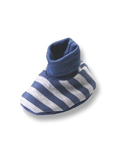 Seruna Pantofole per i Bambini, Ragazzi, Ragazze, Unisex Hausschühchen in Diverse Dimensioni HS02 Gr.18