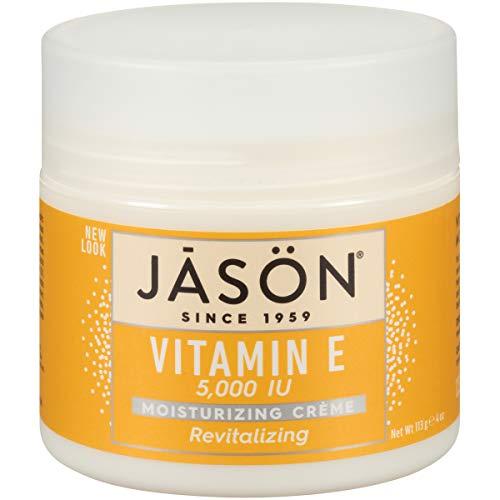 Jason Revitalizing Vitamin E 5,000 IU Moisturizing Crème 4 oz