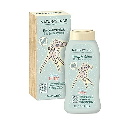 Naturaverde Bio Shampoo Ultra Delicato - 200 ml