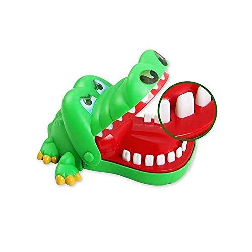 Crocodile Toy Classic Mund Zahnarzt Biss Finger Familie Spiel Kinder Kinder Action Geschicklichkeit Spiel Spielzeug